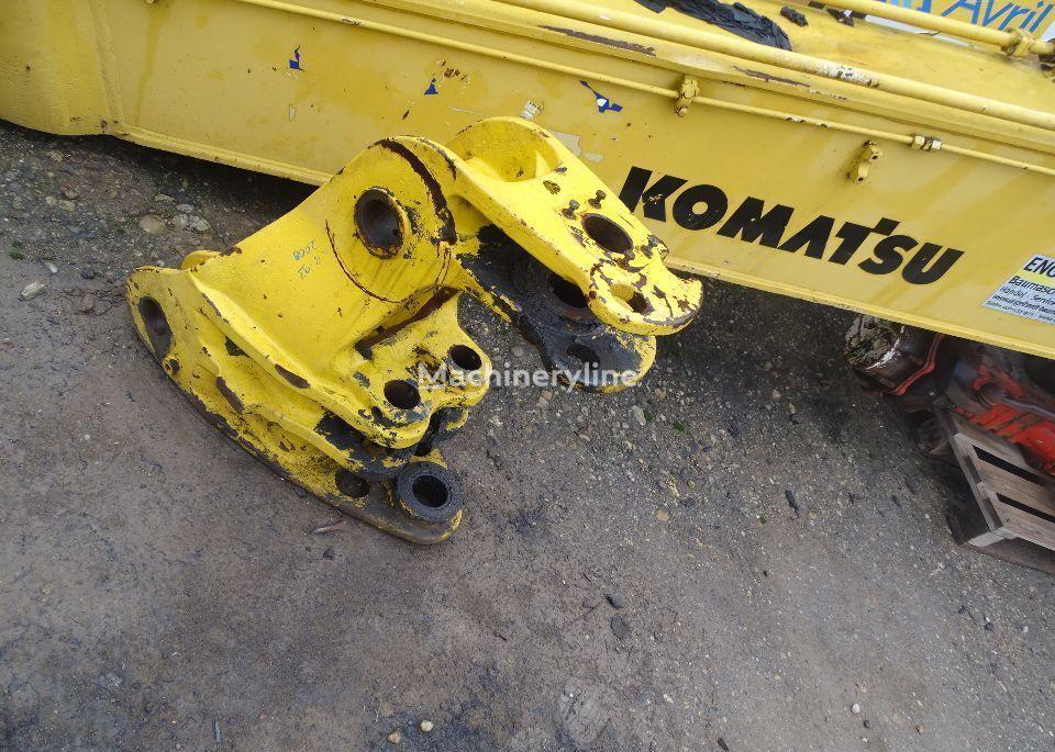 cuplare rapidă KOMATSU King post din 2008,suport brat spate pentru buldoexcavator KOMATSU WB 93 R5