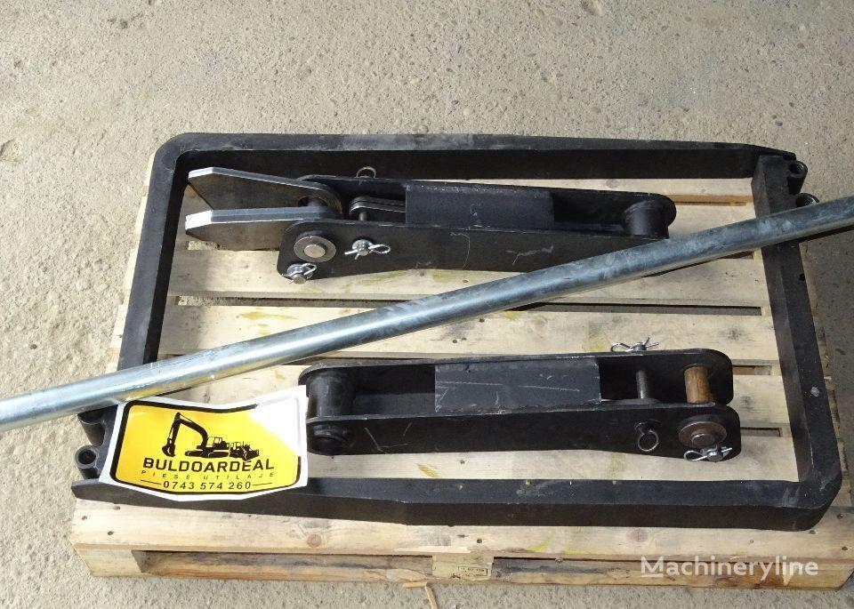 cuplare rapidă TEREX Furci, Lame pentru paleti pentru excavator