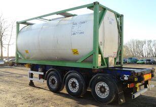 container rezervor 20 picioare SCHMITZ CARGOBULL SP27