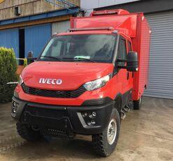 ambulanta IVECO 4WD nouă