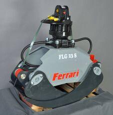 automacara FERRARI Holzgreifer FLG 23 XS + Rotator FR55 F
