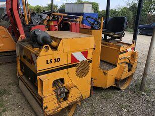 cilindru compactor pentru asfalt WEBER LS 20
