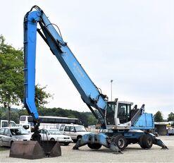 excavator pentru manipulare de materiale TEREX-FUCHS MHL 350 Umschlagbagger + Greifer !