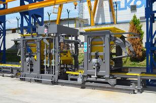 mașină pentru blocuri din beton ELKON ELKOBLOCK-36S FULLY AUTOMATIC SINGLE LAYER Concrete Block Machin nou