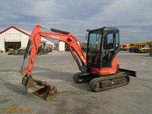 miniexcavator KUBOTA U25 - 3EU