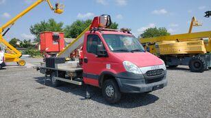 nacelă pe camion IVECO Daily Multitel MT202DS - 20m
