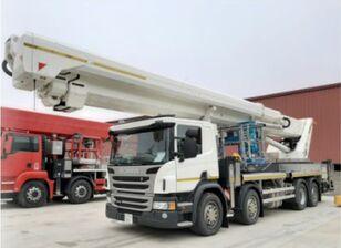 nacelă pe camion PALFINGER P750