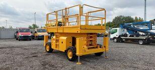 platforma foarfeca HAULOTTE H15SX - 15m, 4x4, diesel