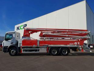 pompă de beton KCP KCP41ZX5150 nou