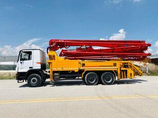pompă de beton Putzmeister M36.4 pentru şasiu MERCEDES-BENZ Actros 3341
