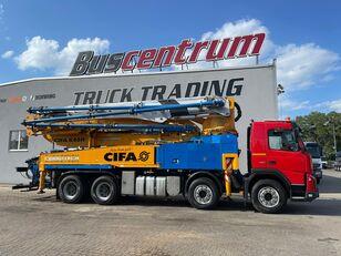 pompă de beton Cifa  pentru şasiu VOLVO FM X 460 8x4 CIFA K 45H Carbotech / German Truck