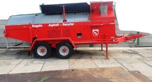 reciclator asfalt BAGELA BA 10000 (unused TOP condition zestaw