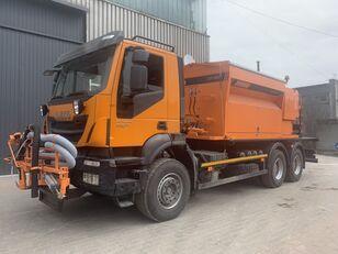 reciclator asfalt Strassmayr STP PATCHER nou