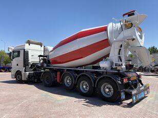 semiremorcă betoniera ALIM mixer semi trailer concrete mixer semi-trailer nou