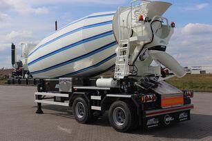 semiremorcă betoniera AMT Trailer nou