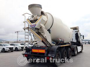 semiremorcă betoniera BETAMIX