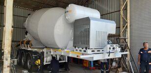 semiremorcă betoniera EXPOTRAILER 12 M3 nou