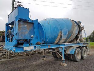 semiremorcă betoniera LECINENA