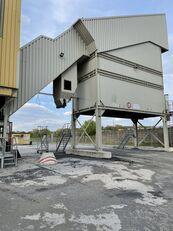 siloz ciment BENNINGHOVEN 300 t  Hot mix storage silo