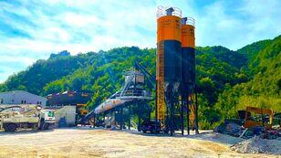 staţie de beton FABO FABO CENTRALE A BETON COMPACT DE 110 M3/H NOUVEAU PROJET TYPE A nou