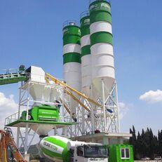staţie de beton FABO POWERMIX-130 CONCRETE PLANT | NEW GENERATION nou