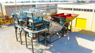 staţie de beton FABO TURBOMIX-120 MOBILE CONCRETE PLANT READY IN STOCK nou