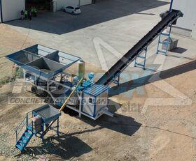 staţie de beton PROMAX Mobile Concrete Batching Plant M35-PLNT (35m3/h) nou