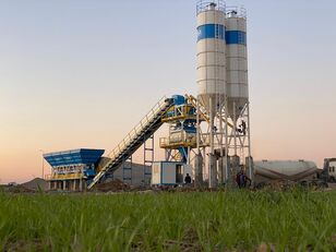 staţie de beton PROMAX Stationary Concrete Batching Plant S130-TWN nou