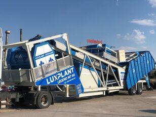 staţie de beton Plusmix 60m³/ Hour Mobile Concrete Plant - BETONYY ZAVOD nou