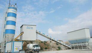 staţie de beton SEMIX  Stationary 160 STATIONARY CONCRETE BATCHING PLANTS 160m³/h nou