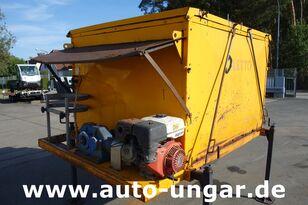 utilaj de colmatat rosturi OLETTO 2m³ Thermo Asphalt Container Hot Box H02 wie A.T.C. / HMB